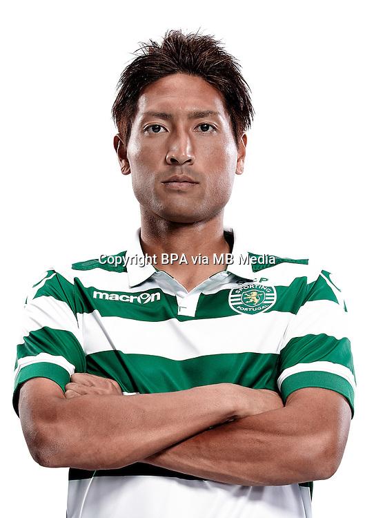 Portugal - Primera Liga NOS 2015-2016 /  <br /> ( Sporting Lisboa ) - <br /> Junya Tanaka