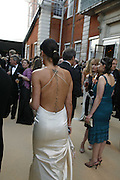 Sophie Anderton, Ark Gala Dinner, Marlborough House, London. 5 May 2006. ONE TIME USE ONLY - DO NOT ARCHIVE  © Copyright Photograph by Dafydd Jones 66 Stockwell Park Rd. London SW9 0DA Tel 020 7733 0108 www.dafjones.com