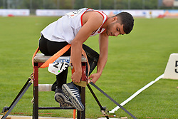 04/08/2017; Beygrezaei, Mohammadtaha, F34, IRI at 2017 World Para Athletics Junior Championships, Nottwil, Switzerland