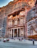 Petra & Timna park