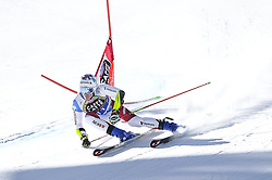 March 16, 2019 - El Tarter, Andorra - Marco Odermatt of Switzerland Ski Team, during Men's Giant Slalom Audi FIS Ski World Cup race, on March 16, 2019 in El Tarter, Andorra. (Credit Image: © Joan Cros/NurPhoto via ZUMA Press)