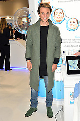 © Licensed to London News Pictures. 28/03/2016.  JONATHAN CHEBAN from the TV show Keeping Up With The Kardashians attends The Professional Beauty Show. The show is the largest in the UK and one of the largest in Europe. London, UK. Photo credit: Ray Tang/LNP