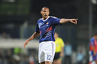 FOOTBALL - FRIENDLY GAME 2010 - FRANCE v COSTA RICA - 26/05/2010 - PHOTO FRANCK FAUGERE / DPPI - THIERRY HENRY (FRA)