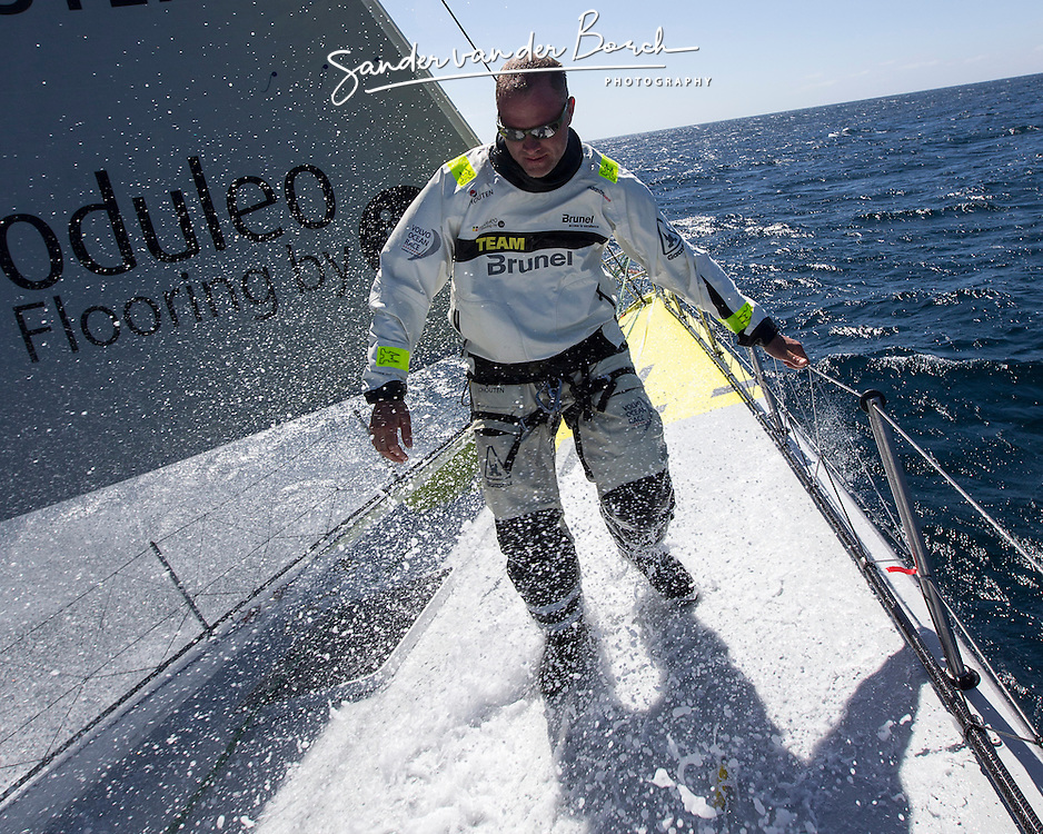 Team Brunel training, 1st of March 2014, Lanzarote, Spain