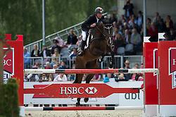 Thomsen Peter (GER) - Horseware's Cayenne<br />  CCI4* Luhmuhlen 2013<br /> © Hippo Foto - Jon Stroud