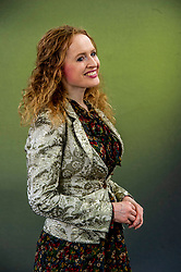 Pictured: Kate Williams<br /><br />Kate Williams is a British author, historian and television presenter. She is a professor of history at the University of Reading. <br /><br />Ger Harley | EEm 24 August 2019
