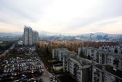 BS3 area of Ljubljana - Stozice, on December 10, 2009, in Ljubljana, Slovenia.  (Photo by Vid Ponikvar / Sportida)