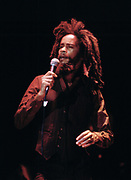 Reggae Star Max Romeo live in London 1979