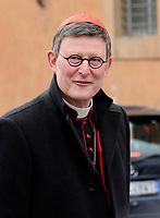 Rainer Maria Woelki è un cardinale e arcivescovo cattolico tedesco, dall'11 luglio 2014 arcivescovo metropolita di Colonia
