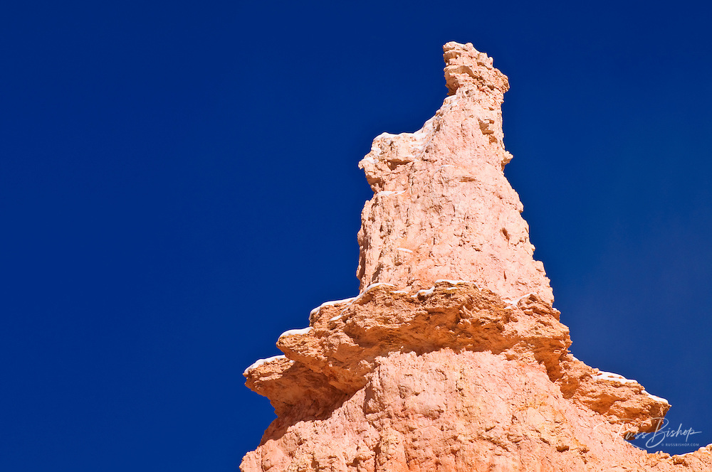 The Queen Victoria formation along the Queens Garden Trail, Bryce Canyon National Park, Utah