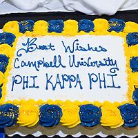 Phi Kappa Phi Initiation Ceremony