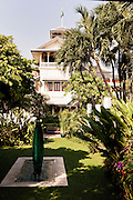 Mansion set in garden and grounds of Chakrabongse Villas