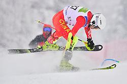 ZHAO Shuai, LW6/8-2, CHN, Men's Giant Slalom at the WPAS_2019 Alpine Skiing World Championships, Kranjska Gora, Slovenia