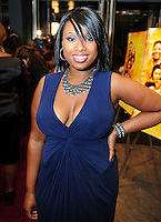 "Jennifer Hudson attends screening of ""The Secret Life of Bees"""