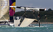 VOLVO EXTREME 40s, iSHARES CUP, COWES 2008