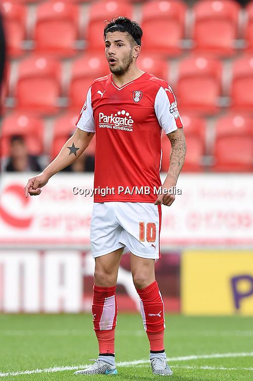 Emmanuel Ledesma, Rotherham United