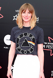 Edinburgh International Film Festival, Thursday 22nd June 2017<br /> <br /> The Juror's photocall<br /> <br /> Shauna Macdonald<br /> <br /> (c) Alex Todd | Edinburgh Elite media