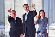 041618 Spanish Royals attends the Official Reception to Marcelo Rebelo de Sousa