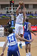 TRENTO TRENTINO BASKET CUP - 08082013 - italia israele<br /> NELLA FOTO : MARCO BELINELLI<br /> FOTO CIAMILLO