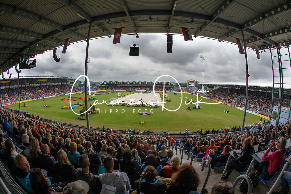 Overview<br /> Grand Prix Kur<br /> European Championships - Aachen 2015<br /> © Hippo Foto - Dirk Caremans<br /> 16/08/15