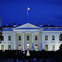 La Casa Bianca, residenza ufficiale e ufficio del Presidente degli Stati Uniti