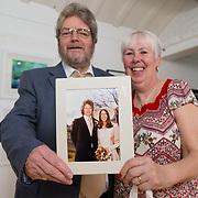 Joy and Patrick's Ruby Wedding anniversary