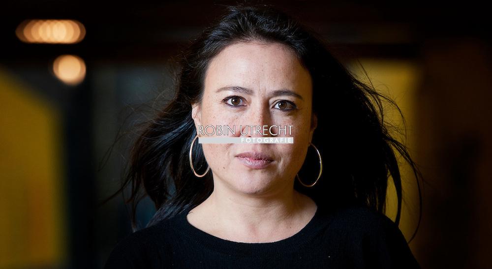 ROTTERDAM - portret van Noelle Pieterse de advocaat van bart van u  Bart van U. heeft de moord op D66-politica Els Borst bekend. Dat is zojuist bekendgemaakt in de rechtbank van Rotterdam.  COPYRIGHT ROBIN UTRECHT