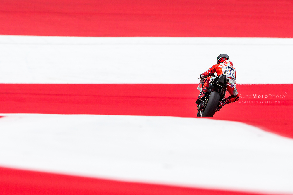 2017 MotoGP World Championship, Round 11, Austrian Grand Prix, Red Bull Ring, Spielberg, Austria, 13 August, 2017