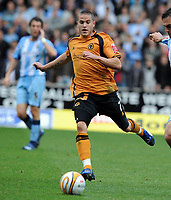Molineux Wolverhampton v Coventry (2-1)  Championship 18/10/2008<br /> Michael Kightly (Wolves) <br /> Photo Roger Parker Fotosports International