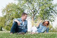 Carrie & Jim in Kensington Metropolitan Park