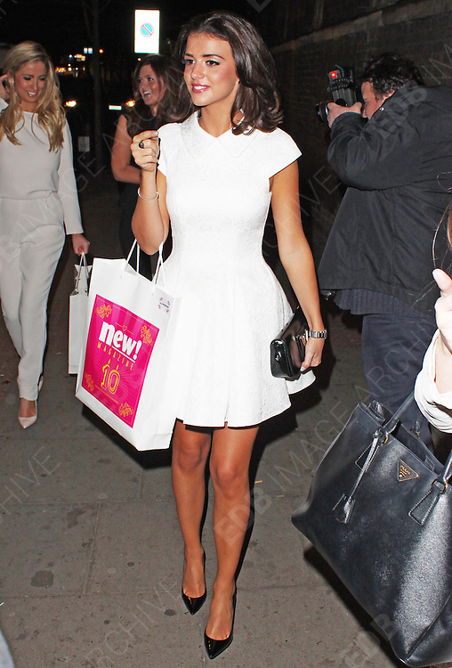 05.MARCH.2013. LONDON<br /> <br /> LUCY MECKLENBURGH ATTENDS NEW MAGAZINES 10TH BIRTHDAY PARTY AT GILGAMESH BAR IN CAMDEN.<br /> <br /> BYLINE: EDBIMAGEARCHIVE.CO.UK<br /> <br /> *THIS IMAGE IS STRICTLY FOR UK NEWSPAPERS AND MAGAZINES ONLY*<br /> *FOR WORLD WIDE SALES AND WEB USE PLEASE CONTACT EDBIMAGEARCHIVE - 0208 954 5968*