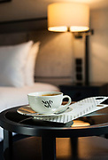 Boutique Hotel Sixty Six in Warsaw Poland. Interior photography by Piotr Gesicki