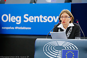Sakharov Prize for Freedom of Thought.