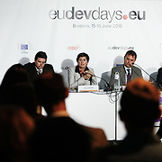20160616 - Brussels , Belgium - 2016 June 16th - European Development Days - Shared responsibility for global value chains © European Union
