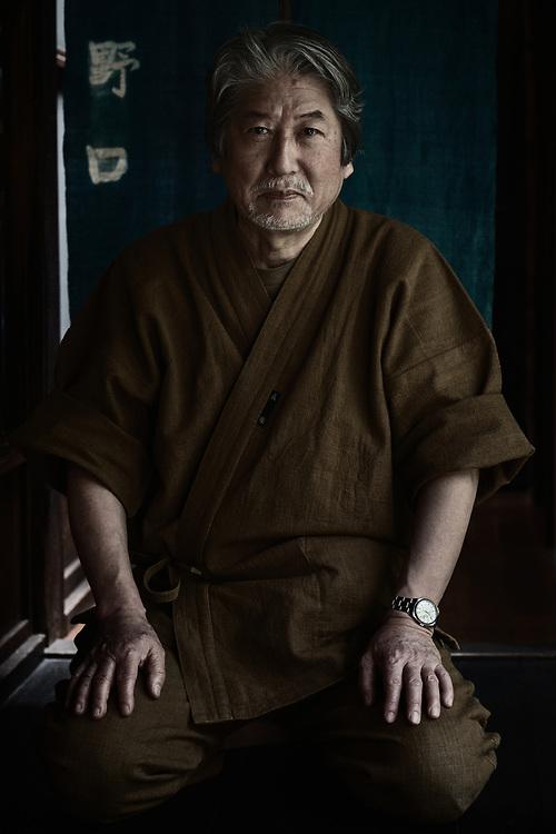 Yasushi Noguchi Kyoto June 2017