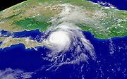 Hurricane Ignacio is a recurring hurricane of the Pacific hurricane season, since observation began in 1966. The ninth tropical storm of the 2003 Pacific hurricane season, Ignacio developed out of a tropical wave on August 22 a short distance off the coast of Mexico.