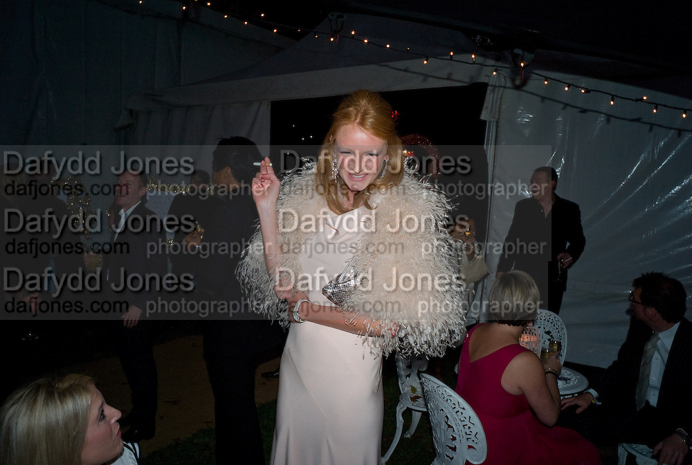 OLIVIA INGE, End Of Summer Ball In Berkeley Square. In aid of Prince;s Trust. Berkeley Square, London. 25 September 2008 *** Local Caption *** -DO NOT ARCHIVE-© Copyright Photograph by Dafydd Jones. 248 Clapham Rd. London SW9 0PZ. Tel 0207 820 0771. www.dafjones.com.
