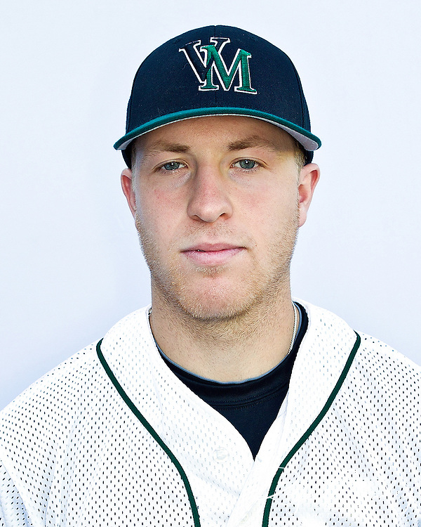 Chris Cook #10<br /> Sophomore: George Mason University, Fairfax, VA (Patriots)<br /> Home: Riva, MD<br /> Position: SS/2B<br /> Height/Weight: 5-11/180<br /> Bats/Throws: S/R.