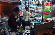 Street food stall (Vietnam)