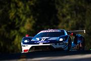 October 11-13, 2018: IMSA Weathertech Series, Petit Le Mans: 66 Ford Chip Ganassi Racing, Ford GT, Joey Hand, Dirk Mueller, Sebastien Bourdais