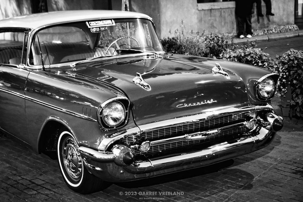 Vintage '57 Chevrolet.