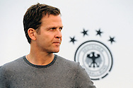 Team manager Oliver Bierhoff pictured during Germany training at Stadio Communale, Ascona<br /> Picture by EXPA Pictures/Focus Images Ltd 07814482222<br /> 25/05/2016<br /> ***UK &amp; IRELAND ONLY***<br /> EXPA-EIB-160525-0009.jpg