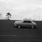 17/3/1966<br /> 3/17/1966<br /> 17 March 1966<br /> <br /> Renault Gordini at speed on Santry Stadium