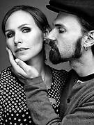 Nina Persson and Nathan Larson, New York City