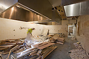 Pembroke College Kitchen (lower ground floor) Before Refurbishment