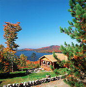 Autumn, Moosehead Lake, Maine Highlands