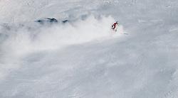 24.01.2020, Streif, Kitzbühel, AUT, FIS Weltcup Ski Alpin, SuperG, Herren, im Bild Sieger Kjetil Jansrud (NOR) // Winner Kjetil Jansrud of Norway reacts after his run for the men's SuperG of FIS Ski Alpine World Cup at the Streif in Kitzbühel, Austria on 2020/01/24. EXPA Pictures © 2020, PhotoCredit: EXPA/ JFK