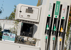 October 31, 2018 - Unspecified, France - French citizens, overwhelmed by rising fuel prices, have launched a call to block the roads on November 17th. Faced with this anger, the government explains the rise in fuel prices by increasing the contribution of energy and climate. (Credit Image: © Estelle Ruiz/NurPhoto via ZUMA Press)