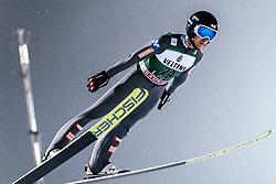 February 8, 2019 - Lahti, Finland - Clemens Aigner competes during FIS Ski Jumping World Cup Large Hill Individual Qualification at Lahti Ski Games in Lahti, Finland on 8 February 2019. (Credit Image: © Antti Yrjonen/NurPhoto via ZUMA Press)