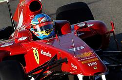 Motorsports / Formula 1: World Championship 2011, Test Valencia, Motorsports / Formula 1: World Championship 2011, Test Valencia, Fernando Alonso ( ESP, Ferrari )